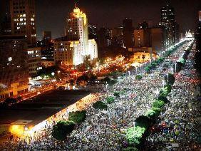 Brasil vive la mayor ola de protestas de los últimos 20 años.