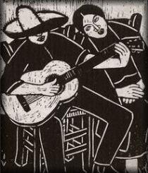 El corrido (en México) nació a principios del siglo XIX durante la época de la independencia y ganó mucha popularidad durante la Revolución Mexicana.