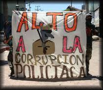 Corrupción policiaca