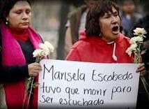 Asesinato Marisela Escobedo