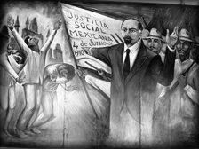 """""""La Chispa de la Revolución Social de 1910"""", Manuel Lizama."""