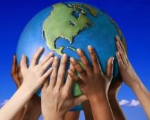 Mundo en nuestras manos