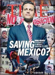 Meme de la portada de la revista Time, por @vickoohh (Click para ver enlace)