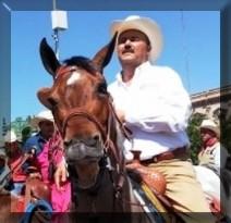 El miedo no anda en burro… anda en caballo. (Imagen tomada de netnoticias.mx)