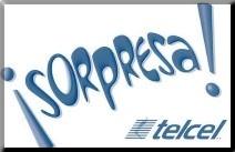 sorpresaTelcel