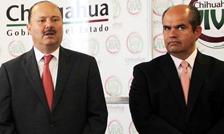 César Duarte y Guillermo Dowell