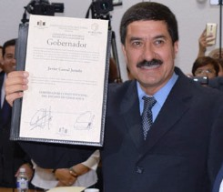 Javier Corral Jurado, gobernador de Chihuahua