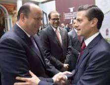 César Duarte y Enrique Peña Nieto